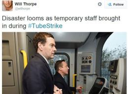The Tube Strike: In Funny Tweets
