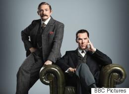'Sherlock' Bosses Reveal New Promo Pic