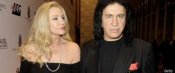 GENE SIMMONS ENGAGED