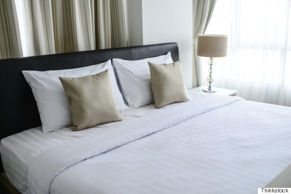 Beautiful Bed nate berkus shares his secret to making a truly beautiful bed