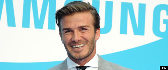David Beckham Partners With Hm On Bodywear Collect