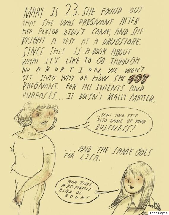 abortion comic