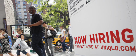 UNEMPLOYMENT CLAIMS FALL BELOW 400K