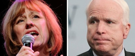 Tea Party Sharron Angle John Mccain