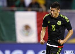 México hace media docena de goles a Cuba