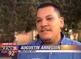 Augustin Arreguin Saves Boy