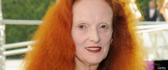 Grace Coddington Memoir