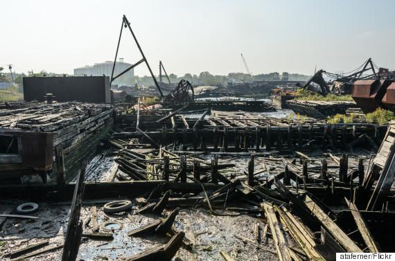 staten island ship graveyard
