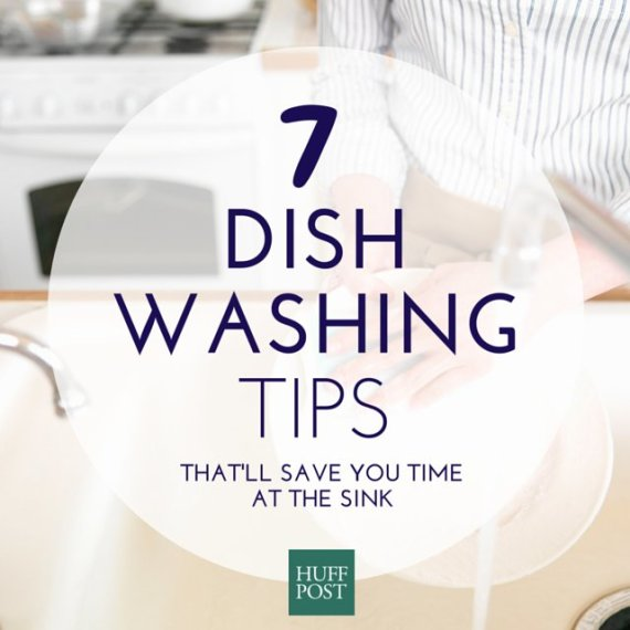 7 Tips For Hand Washing Dishes Fast Because Nobody S Got Time For