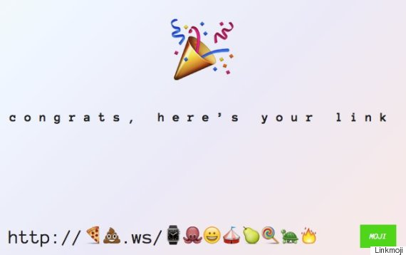 now you can emoji