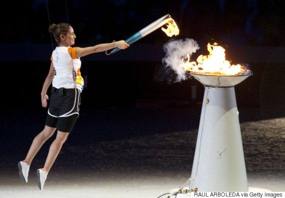 pan am torch