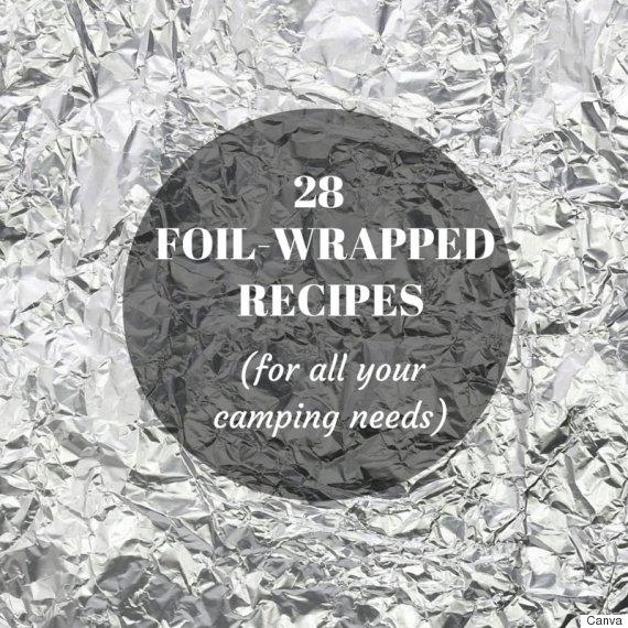 foil wrap recipes