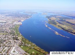 Le fleuve St-Laurent est contaminé