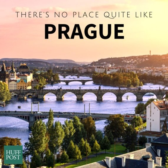There's No Place like Prague