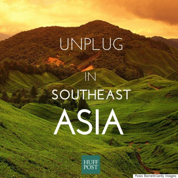 19 Places That Make Southeast Asia The Perfect Spot To