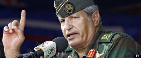 LIBYAN REBEL CHIEF