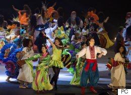 La cérémonie des Jeux panaméricains en PHOTOS