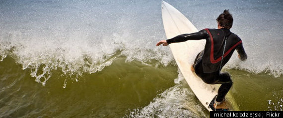 SURFING IN NEW JERSEY