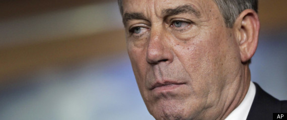 John Boehner Debt Ceiling Vote