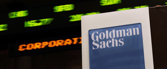 Goldman Traders