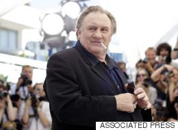 Plus aucun film de Gérard Depardieu ne sera diffusé en Ukraine