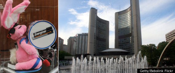 TORONTO CITY HALL BUDGET CUTS MEETING