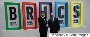 BRICS 2015 CHINA