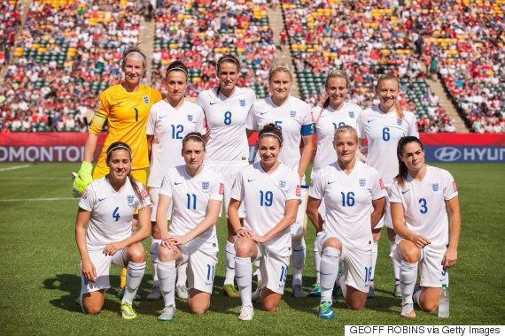 england women world cup japan