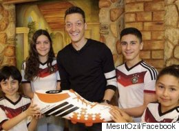 Arsenal Star Funds Lifesaving Surgery For Brazillian Children