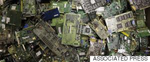 NEW YORK ELECTRONIC WASTE