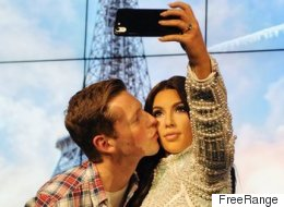 Finally, The Chance To Get Up Close And Personal With Kim K