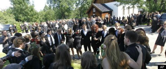 NORWAY SHOOTING