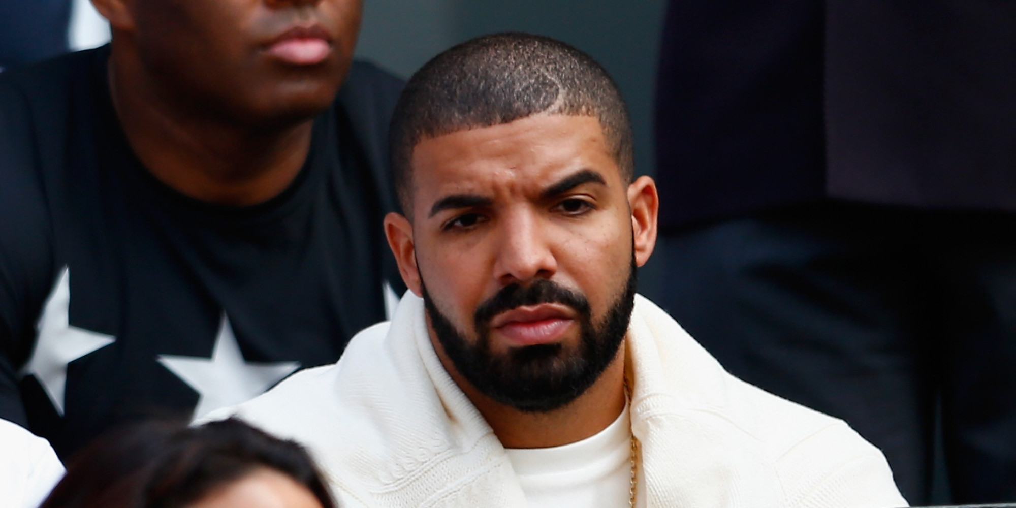 People are not happy with drake 39 s wimbledon sweater for The drake