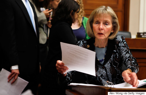 Rep. Lois Capps (D-Calif.) is retiring at the end of this Congress.