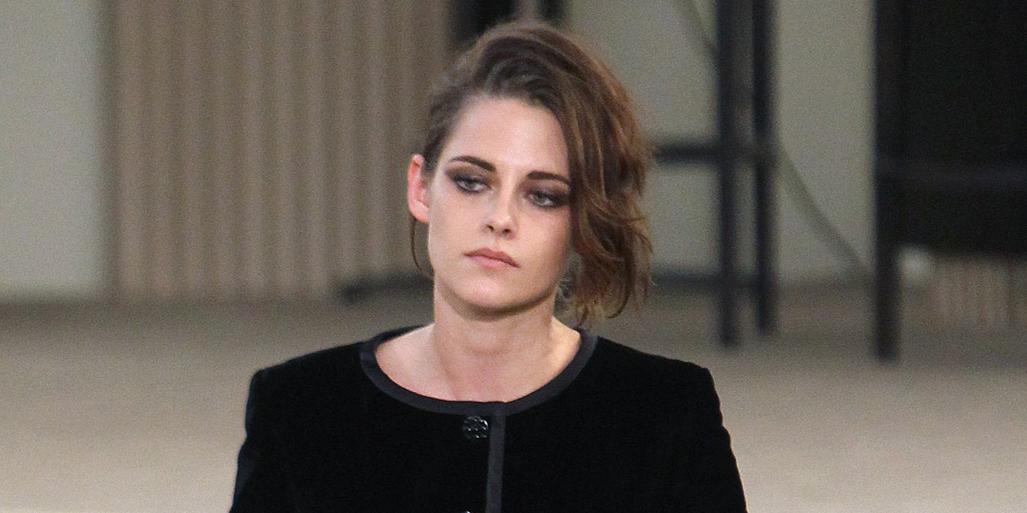 Kristen Stewart Short Hair: The Personal Reason She Cut Her Hair | The ... Kristen Stewart