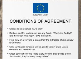 Real Conditions Of Greece Staying In The Eurozone: Revealed!