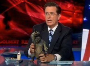 Colbert Lord Of The Rings