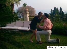 The Storybook Wedding Proposal