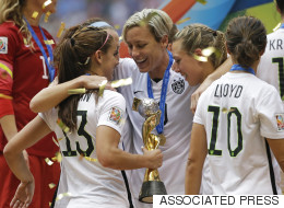 What The World Cup Win Means For Out Female Athletes
