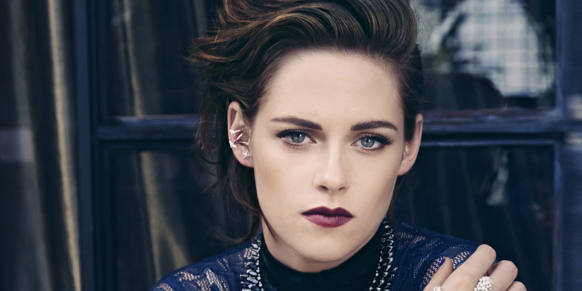 Kristen Stewart has opened up about her relationship with Robert Pattinson