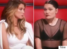 Things Turn Really Nasty Between Jessie J And Delta On 'The Voice Oz'