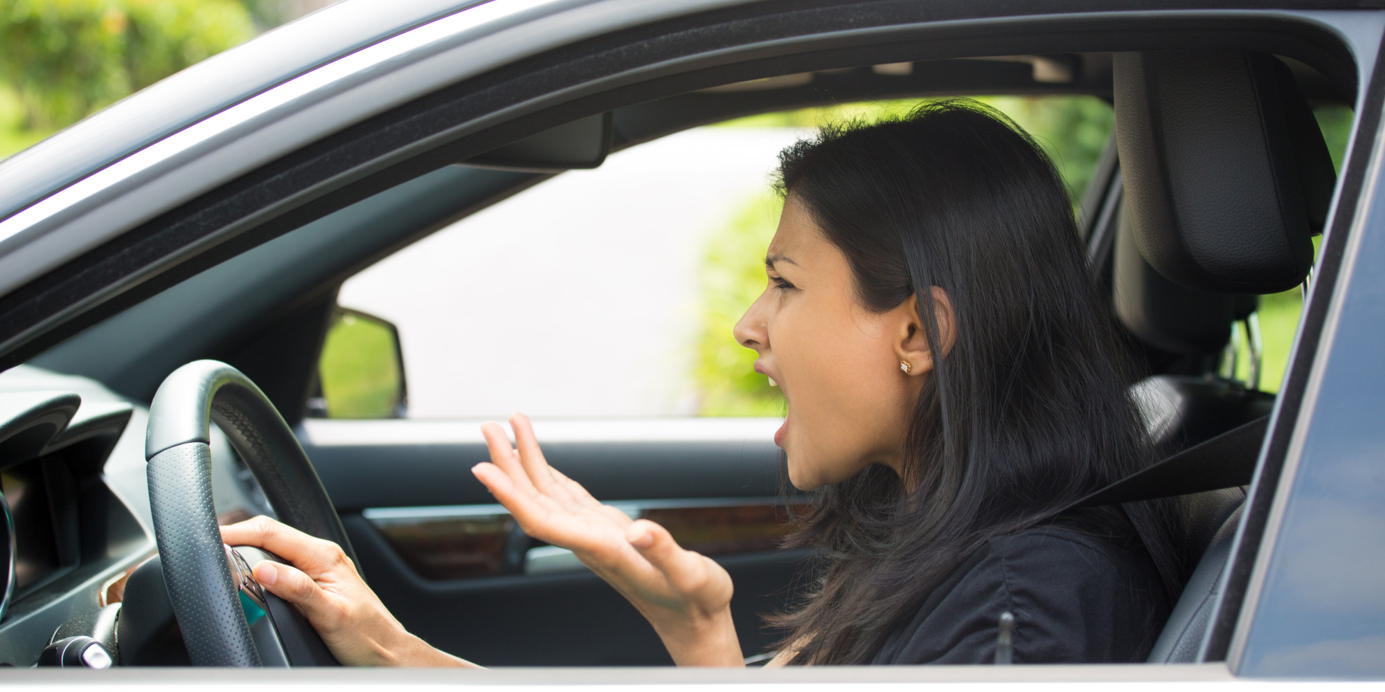 The road rage problem in the united states