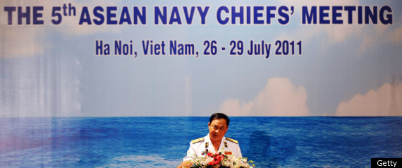 Asean Navy Chiefs
