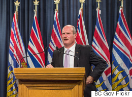 B.C. LNG Law Introduced To Pave Way For $36-Billion Facility