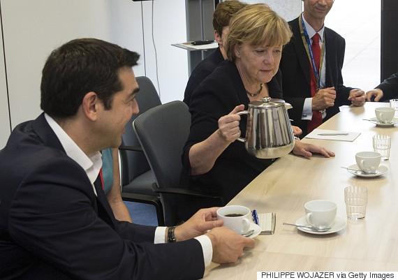 tsipras merkel