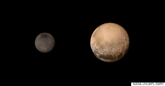 Styx Pluto S Moon: NASA's New Horizons Spacecraft Takes Closest Look Yet At