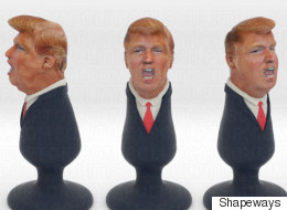 Donald Trump Buttplugs Actually Exist