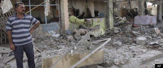 Baghdad Violence