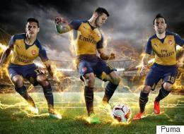 Arsenal To Reveal New Away Kit On Singapore Tour