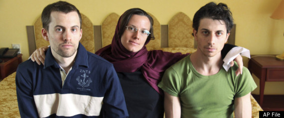 Americans Jailed In Iran